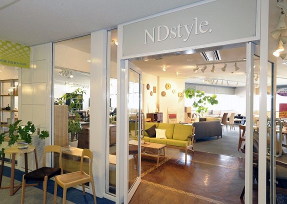 NDstyle.の内装