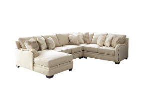 Sectional Sofa (LAF Chaise) Luxora